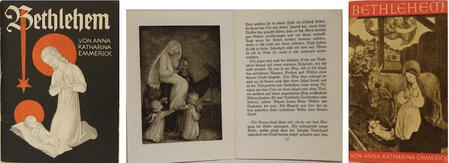 Spötl Buch Bethlehem Dreiteiler